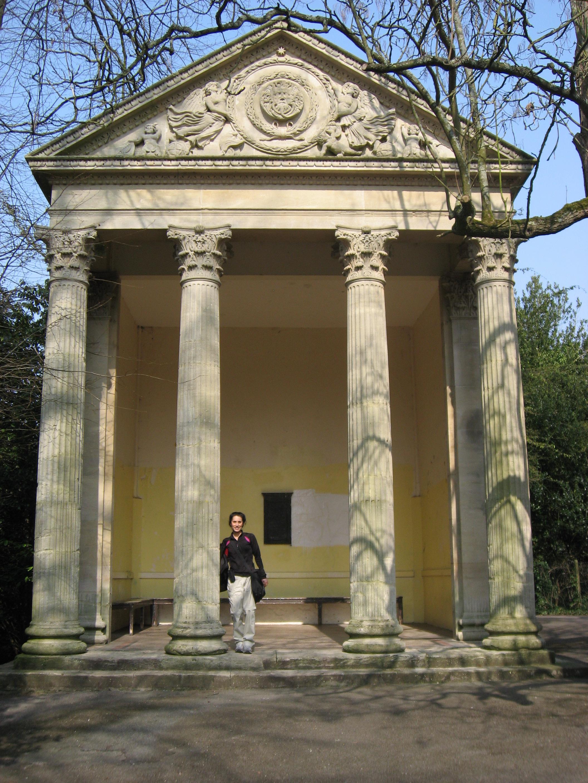 Bath Pleasure Gardens - the real deal
